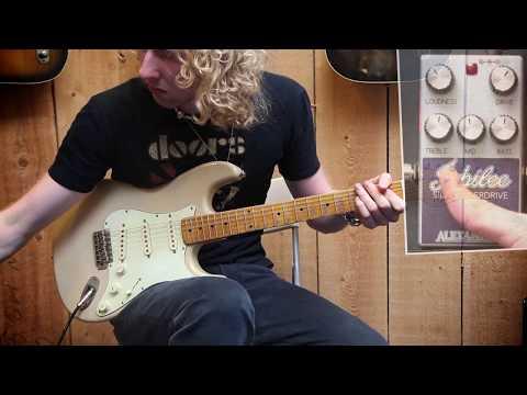 Alexander Silver Jubilee | Haar Guitars Demo