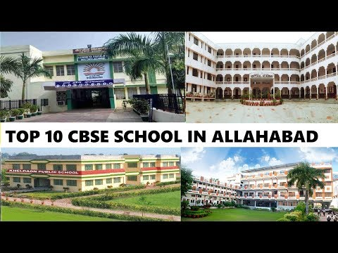 Top 10 CBSE school in Allahabad