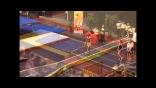 Finale tumbling Gymnastes de METZ GYM