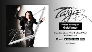 """Tarja """"Goldfinger"""" Official Full Song Stream - Album """"The Brightest Void"""" OUT NOW!"""