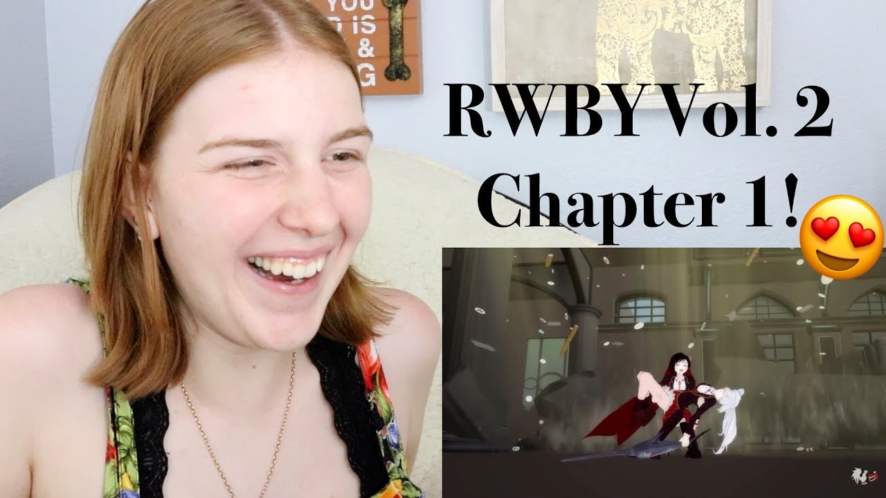 Rwby volume 2 episode 6 reaction / 48 hours mystery full