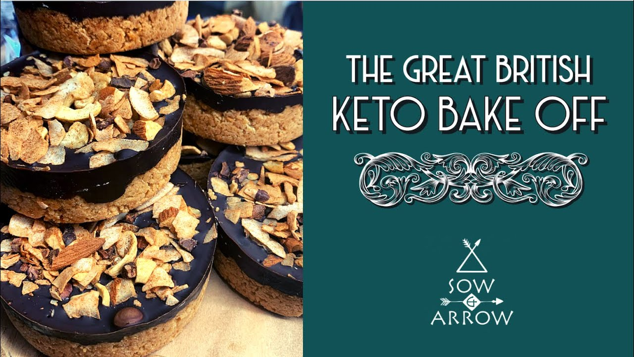 The Great British Keto Bake Off: Chocolate Week