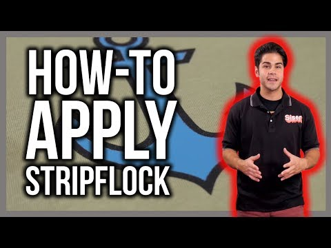 Tips and Tricks for Applying Siser StripFlock