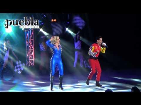 Hasta el Fin del Mundo Cantaré en Puebla