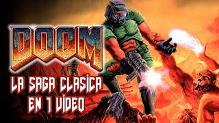 DOOM (Trilogía Clásica) : La Historia en 1 Video
