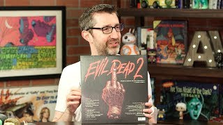 Join us as we unearth the vinyl reissue of the Evil Dead 2 soundtrack