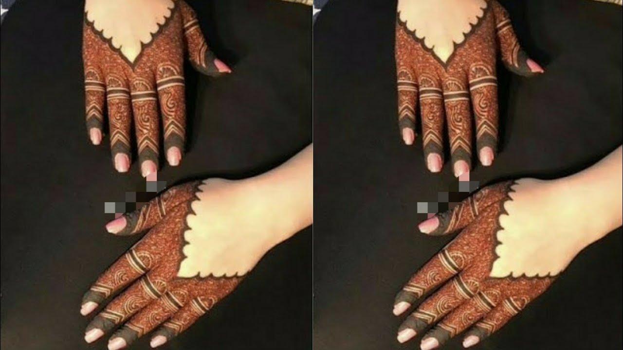 Kashees Finger Mehndi Design 2020 Kashif Aslam Inspired Signature Mehndi Design Kashees Mehndi Youtube