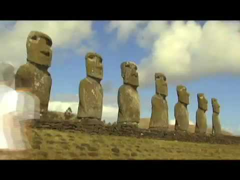Easter Island - Statues of the 7 World Wonders