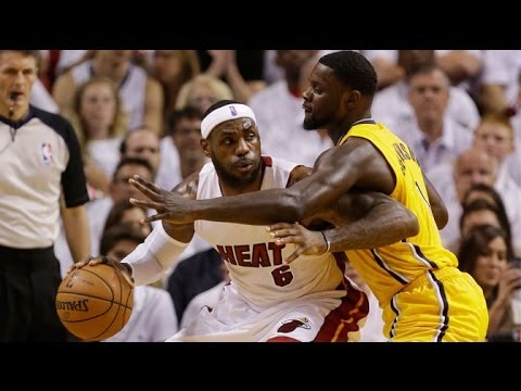 Heat vs Pacers East Finals:Game 6 | Full Game Highlights | May 30 2014 | Series Heat Win 4-2