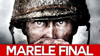 Call of Duty WW2 Mode Histoire