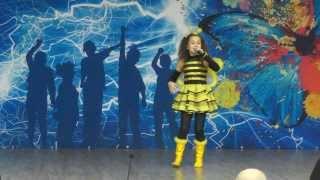 Пчелка Майя (муз. Н. и И.Нужины) - исп. Мулендеева Виолетта