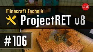 PROJECT RET V8 [#106] ► Test der Schaltung [PC] Let's Play Together (Minecraft)