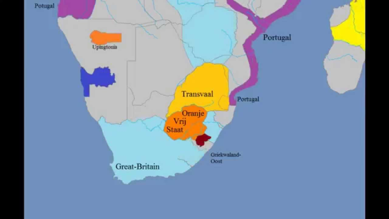 History of south africa map youtube gumiabroncs Image collections