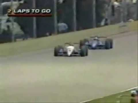 1992 Indianapolis 500 Finish - IMS Radio Network Call
