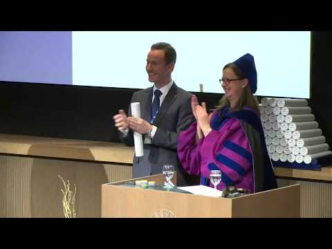 IMD MBA Graduation Ceremony 2013
