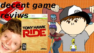 Good Game Reviews: Tony Hawk Ride For Xbox™ 3000