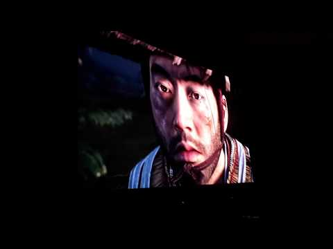 "Crowd reaction to ""Ghost of Tsushima"" gameplay at Playstation E3 2018."