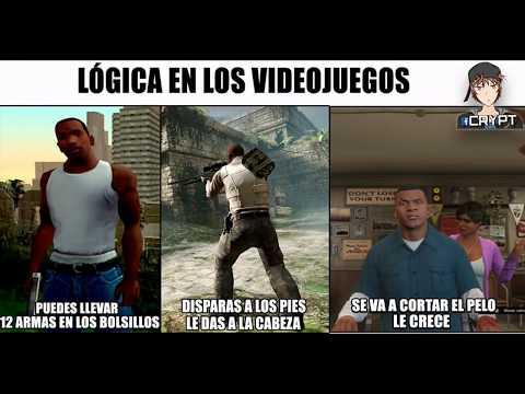 Memes De VídeoJuegos Sólo los Gamer lo entenderán!
