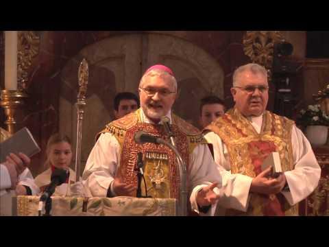 Pontifikalamt zum Walburgafest