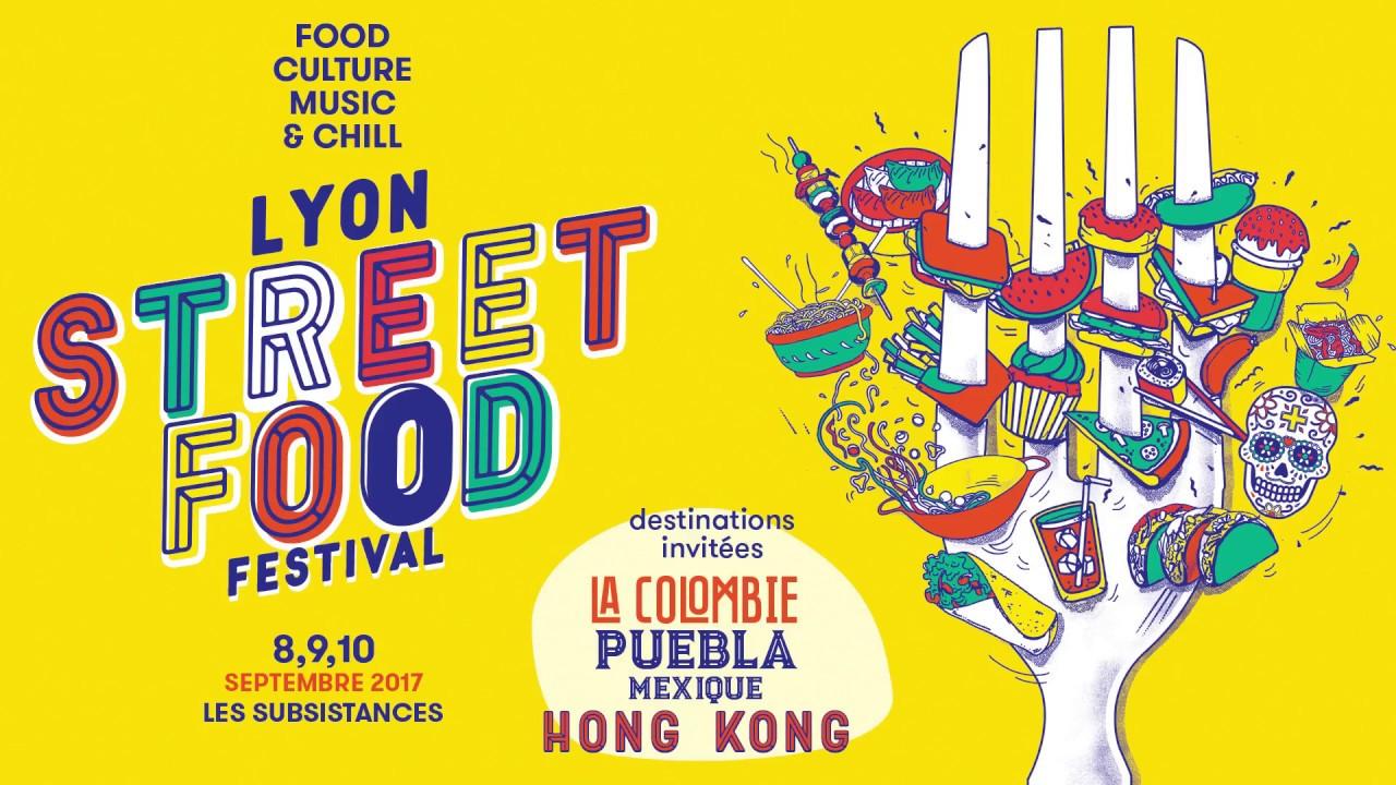 LYON STREET FOOD FESTIVAL TEASER 2017