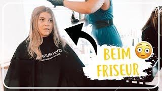 Ich war beim Friseur 😱FRISEUR BESUCH mit NEUER FARBE! Monatsvlog / Monthly Vlog | Coco