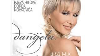 Danijela pjeva hitove Đorđa Novkovića - Brzi MIX thumbnail