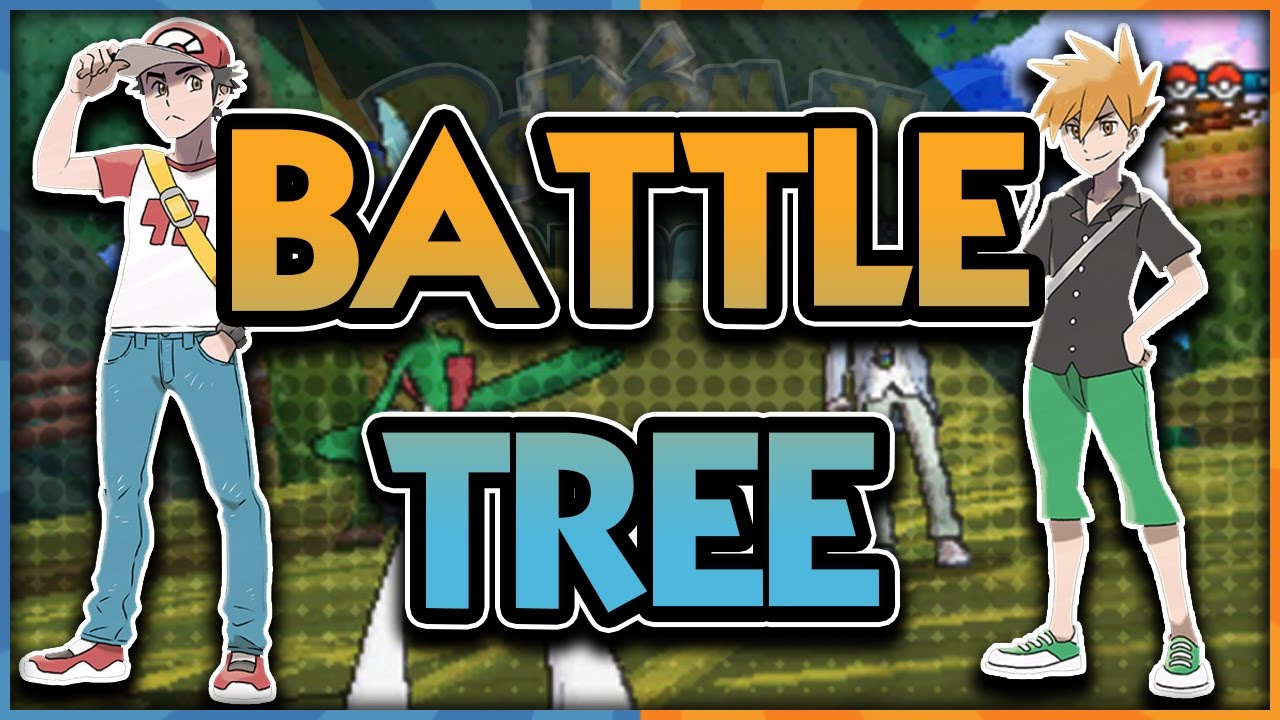 pokemon sun how to get to the battle tree