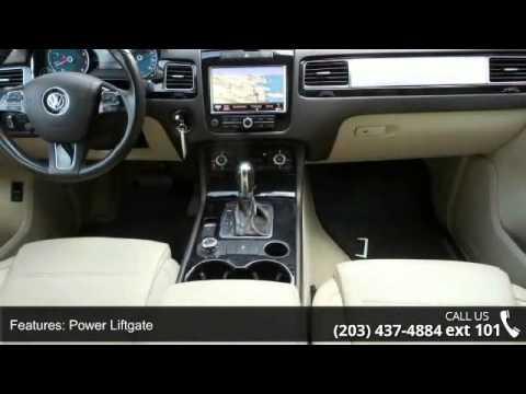 2012 Volkswagen Touareg Sport w/ Nav - Prestige Volkswage...