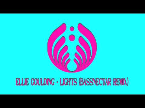 Ellie Goulding  Lights Bassnectar Remix