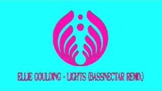 Ellie Goulding - Lights (Bassnectar Remix)
