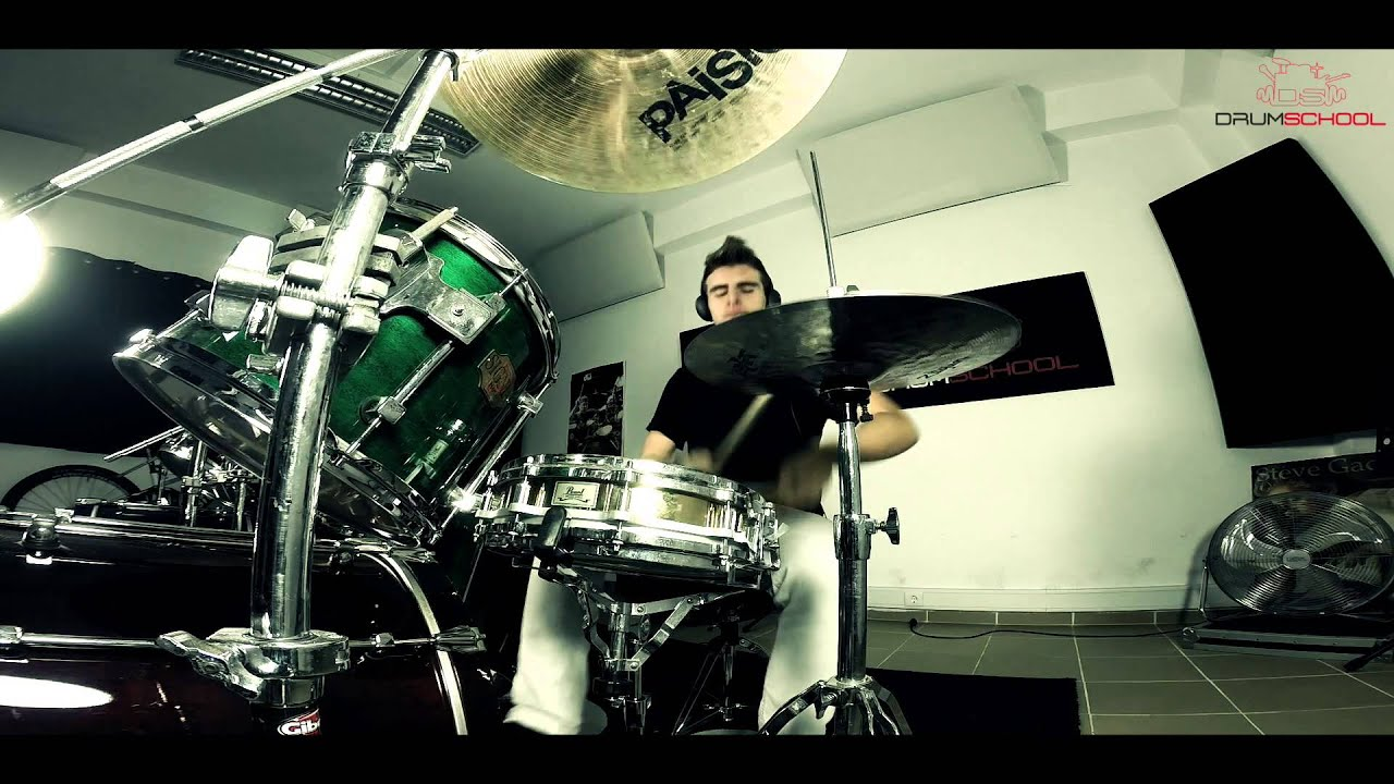 how to play killing in the name of on drums
