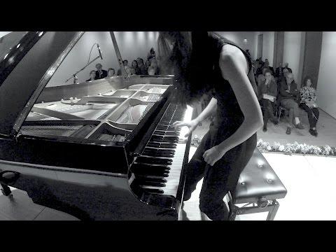 In Bloom (Nirvana) Prokofiev style #GrungePiano - AyseDeniz