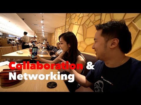 DennySantosoTV EP19 - Collaboration & Networking