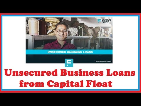 Unsecured Business Loans from Capital Float