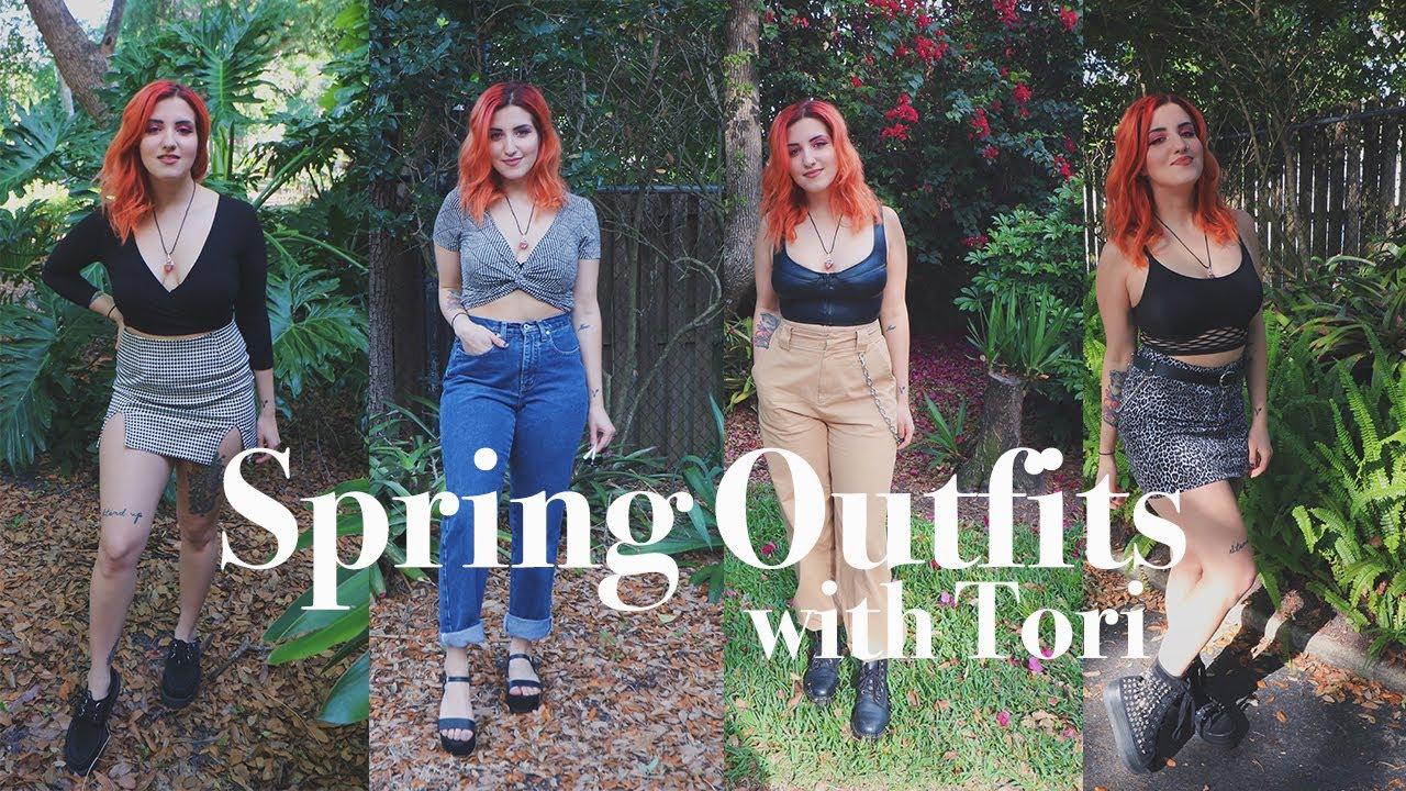 Spring 2019 Outfit Ideas | Tori Kravitz