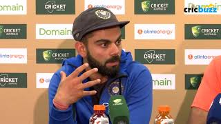 Series win a stepping stone to inspire next lot of Test cricketers - Kohli
