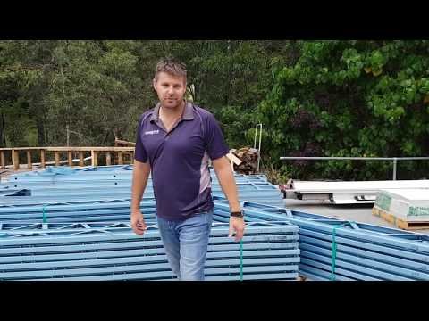 Packing a Home For Shipping Overseas with Keith Richardson, Imagine Kit Homes Australia