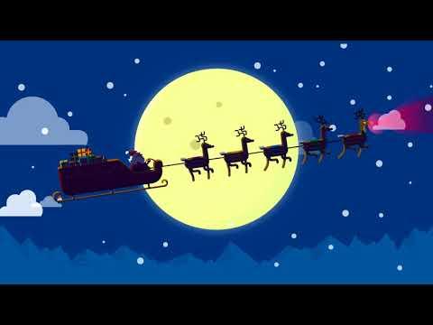 Santa tracker: Wrap battle music (Song 1)