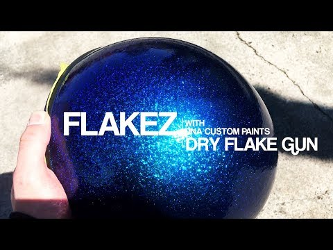 How to - DRY FLAKE GUN