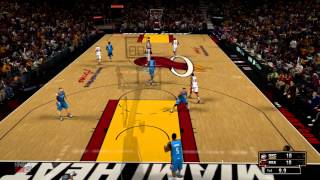 NBA 2K13 Demo - 2K Camera Offline & Fooling With Kinect!