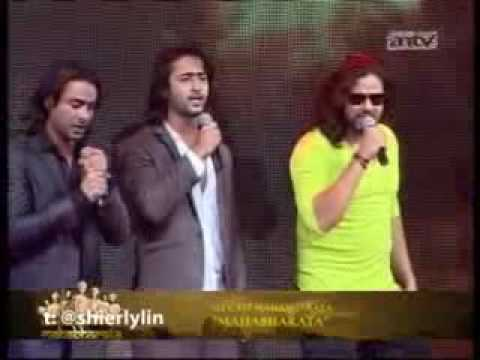 Mahabharat Theme Song by 7 Casts ANTV SinhaWap com