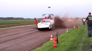 Carpulling Snelrewaard 2011 The Stig 2de manche autotrek