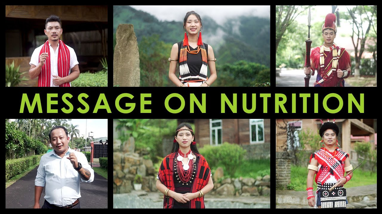 Youth for Better Nutrition | 17 Tribes One Message | Dreamz Unlimited