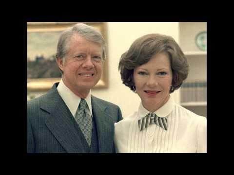 First Lady Biography: Rosalynn Carter