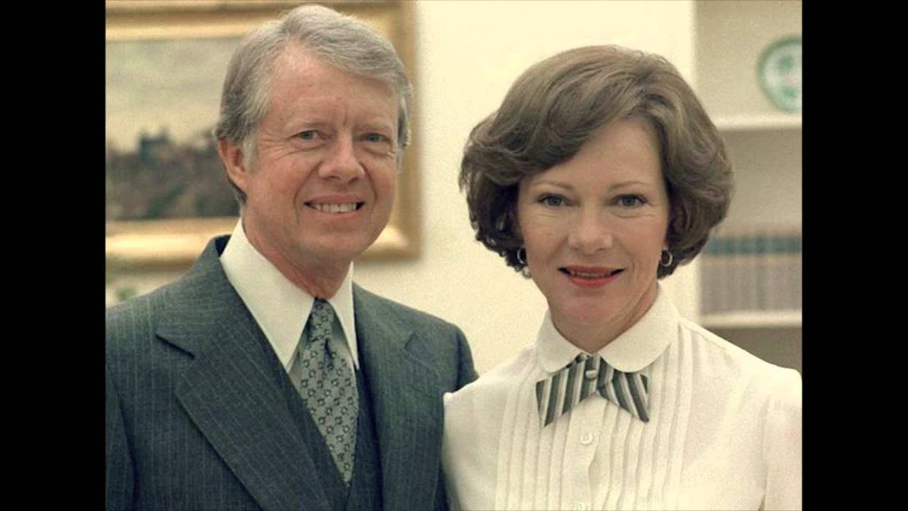 First Lady Biography Rosalynn Carter YouTube