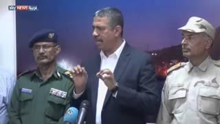 شاهد: 8دقائق من المؤتمر الصحفي لخالد بحاح في عدن