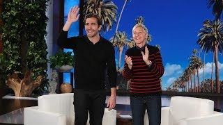 Jake Gyllenhaal Wasn't 'Stronger' Inspiration's First Choice