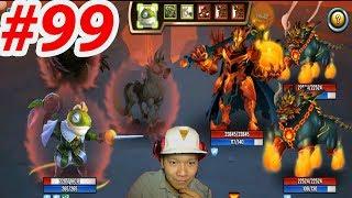 ✔️ Hoàng tử ếch ngựa thần tiên Monster Legends Game Mobiles New 99