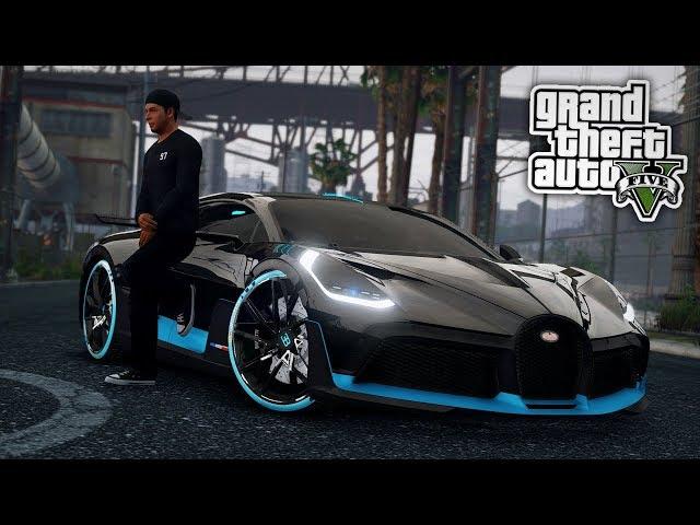 Wir KAUFEN den NEUEN BUGATTI 😱 - GTA 5 Real Life Mod