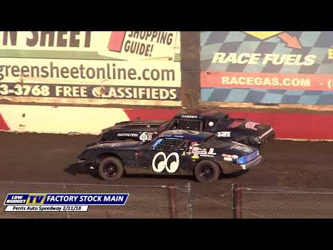 Perris Auto Speedway Opening Weekend - Factory Stocks